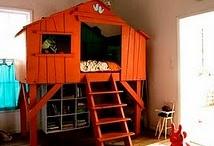 chambre d'enfants / by Dominique Arsenault