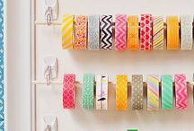 Washi Tape Crafts / by Creative Khadija