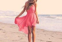 Dress Like It's Summer Time / by Amoore Shutt