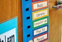 Classroom organization  / by Melanie Sue