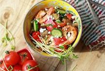 Healthy Eats / by Cassie Grafström