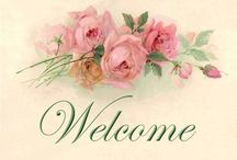 ~Welcome~ / ~Love to Share My Boards, So Feel Free to Pin What you Like~ / by Kimberly Keith Stanley