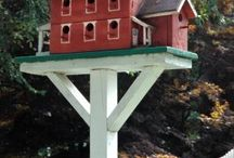 Birdhouses / by Beth Hoffman