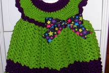 Crochet: Dresses / by Penny Lewis