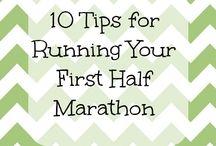 Running / by Donna Bryant