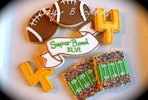 Football/Superbowl Parties / I love my Packers...and I love football!  / by Stephanie Kuchenberg