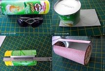 Pringles cans / by Melissa Wise