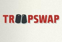 TroopSwap: Our platform & branding / by TroopSwap