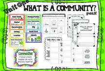2nd Grade Science and Social Studies / by Amy Jo
