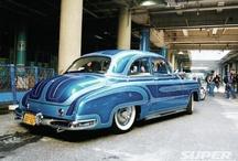 my secret 'love'...classic cars & street rods / by Kathy Jackel