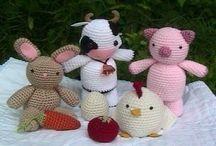 Knit & Crochet / by Penelope Van Dyke