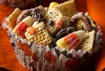 Halloween foods / by Sugar in My Grits blog