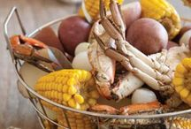Recipes - Seafood / by Louisiana Cookin'
