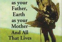 Native American Prayers & Wisdom / by Christina