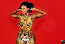 Body Painting / by David Carruthers