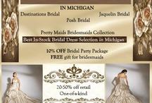 Bridal Gowns / by Dalia Kasmikha