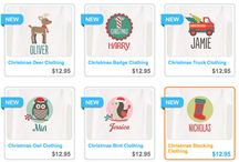 Personalized Holiday Ideas / Personalized holiday ideas from Bright Star Kids / by Shibley Smiles