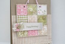 Birthday Cards / by Connie Cappello