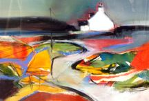 6 Women Artists / This exhibition showcases the talents of 6 of Scotland's most talented female artists. With a mix of landscape and still life, impressionist and abstract works, this exhibition is not to be missed.  www.artfortwilliam.co.uk Work by Helen Turner PAI PPAI, Claire Harrigan RSW, Margaret Ballantyne, Lynn McGregor RSW, Jennifer Mackenzie and May Byrne PAI.  / by Lime Tree Gallery Fort William