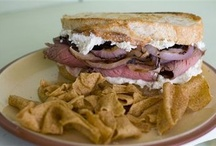 Sandwiches / by Dana Butt