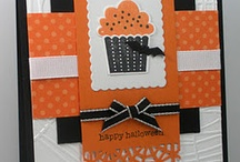 Cards Halloween / by Donna Curtis