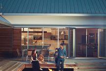 Deck Ideas / by Novus Designs, By Nicole Fox