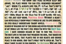 Quotes / by Kaitlynn Mizenko