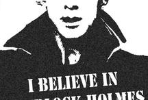 I believe in Sherlock Holmes / by Rachel Fazekas