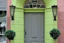 Stylish Door Fetisch / by Tiffany Apostolou