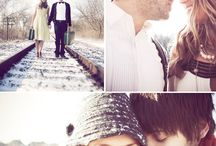 Engagement Pictures / by Natalie Kember