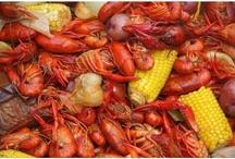 Louisiana Cooks And Cajun Cuisine / by Linda Aubrey