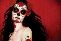 Todos Dios de Los Muertos / by Clementine Black