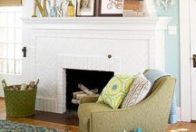 mantels / by Posey