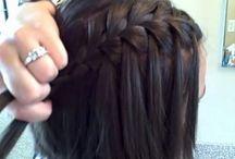Hair Stuff / by Michelle Cavagnaro