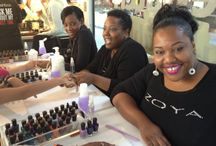 People StyleWatch Magazine Fast Fashionable Event / We teamed up with People StyleWatch Magazine to provide mini mani's by Zoya Nail Polish in NYC! / by Zoya Nail Polish