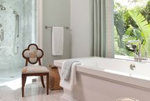 BATHROOM DESIGNS / by Debbie Taylor