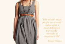 Fair Trade Fashion / by Global Handmade Hope