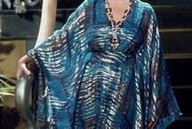 Fancy Dress Inspiration / I'm making a kaftan for a 70s-themed Fancy Dress party! Hoping to channel my inner Elizabeth Taylor. / by Karen Ball