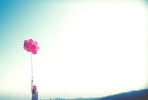 balloons / by Sarah Gardan