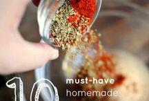 Recipes- Random  / by Casey Tannehill