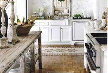 kitchen & dining design / by Angela Birum