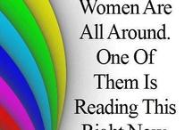 Powerful Women / by Diane Boyle