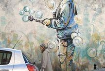 Beautiful graffiti / by Rae Cork Frazier