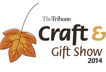 2014 Fall Show Vendors / We are proud to announce our 2014 Fall Vendors. These vendors will be what you can expect to see at the Spring show on October 11th and 12th!  / by The Tribune Craft & Gift Show