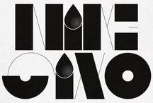 Typography / by Cruzine Magazine