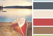 Design: Color Palettes / by Alyssa Hollingsworth