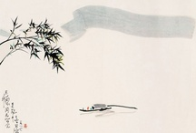 Chinese Paintings/Calligraphy / by Zhesi Wencai
