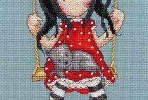 Cross stitch patterns EXPLICIT CONTENT!! / Swing cross stitch / by Sam Cobb