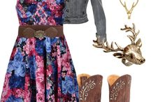Country Jam Outfits / by Alex Casey