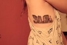 tattoos / by Felicia Sari